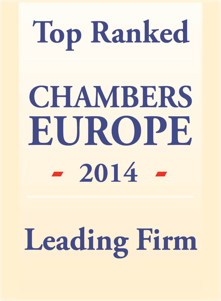 Europe's Best Lawyers and Law Firms